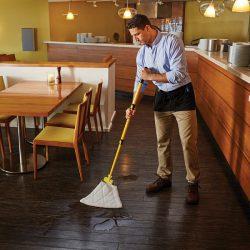 Spill Mop 2